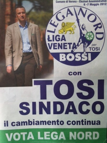 La Lega Nord per Tosi