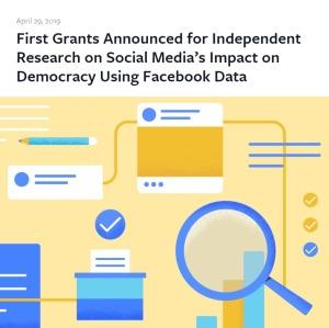 FB annuncia grants